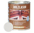 Holzlasur weiß 750 ml