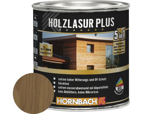 Holzlasur Plus eiche 375 ml