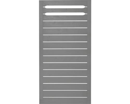 Teilelement Konsta Ground 90 x 180 cm, grau