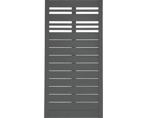 Teilelement Konsta Reddy 90 x 180 cm, anthrazit