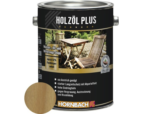 Holzöl Plus douglasie 2,5 l