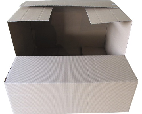 Container mit Ladeklappe