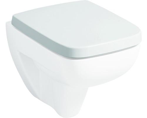 Keramag / GEBERIT WC-Sitz Renova Plan weiß mit Absenkautomatik 572120