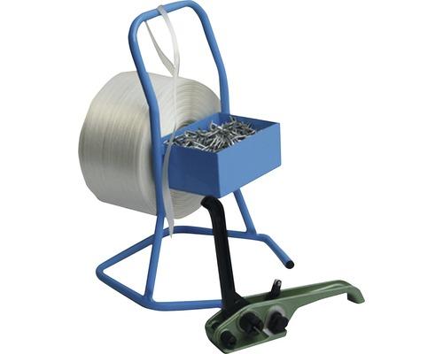 Bandabroller für Polyester-Fadenband