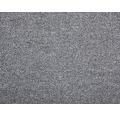 Teppichboden Schlinge Matrix hellgrau 400 cm breit (Meterware)