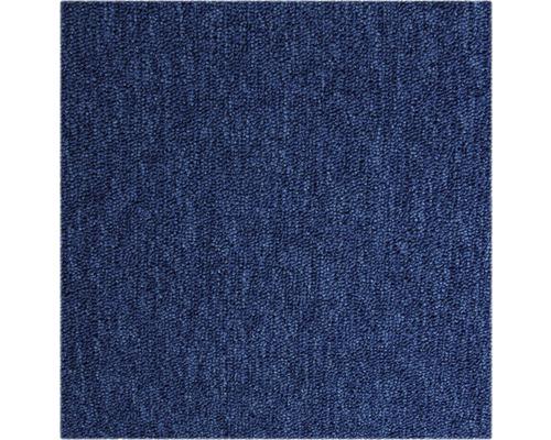 Teppichboden Schlinge Rambo blau 400 cm breit (Meterware)