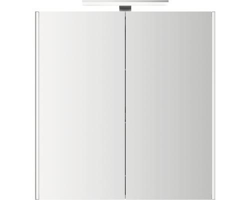 Spiegelschrank Jokey ALU weiß 70x65,5 cm IP20
