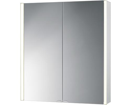 Spiegelschrank Jokey Cant 67x73,5 cm alu natur IP20