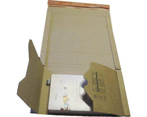 Buchversand-Verpackung # 54 DIN A5+