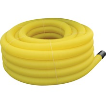 Drainagerohr gelb gewellt NW 100 Länge 50m