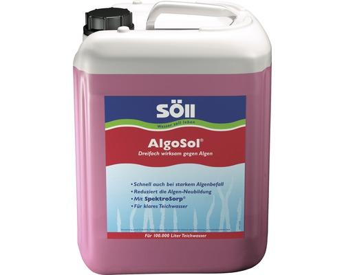 Algenvernichter Söll AlgoSol® 5 l