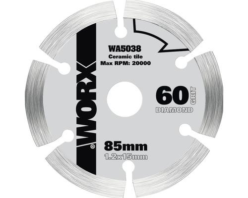 Kreissägeblatt Worx 6 Z für Versacut