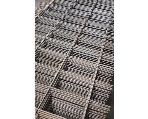 Baustahlmatte mit Maschenweite 15x25 cm 2300 x1000 x 6 mm R 188A