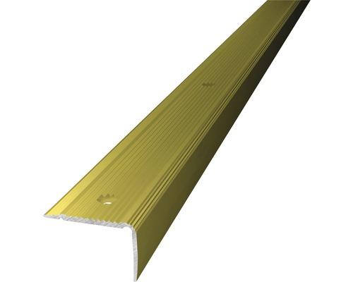 Alu-Treppenkantenprofil silber 30x20 mm