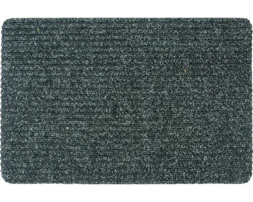Ripsmatte anthrazit 50x80 cm