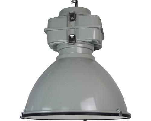 Pendelleuchte 1-flammig Ø 480 mm Industrial Maxi grau