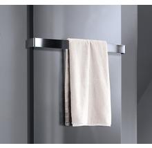 Handtuchhalter für Designheizkörper New York und Lyon H3802 edelstahl gebürstet