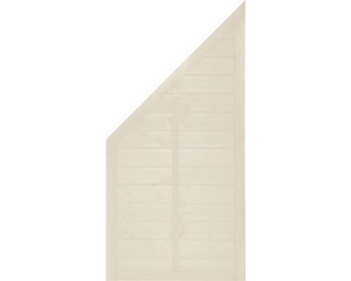 Abschlusselement Konsta Venga links 90 x 180/90 cm, natur