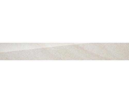 Sockel Helios elfenbein poliert 8x60 cm