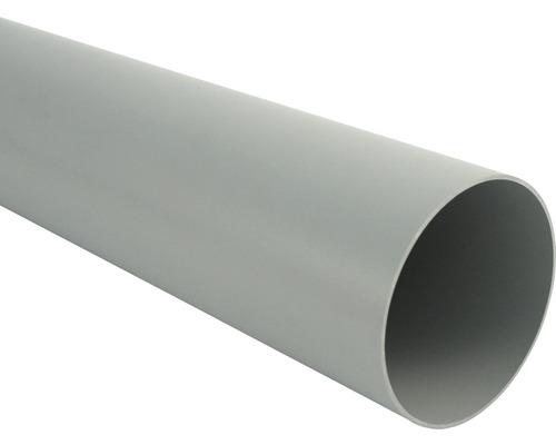 Marley Fallrohr Nennweite 75mm grau Länge: 3,00m