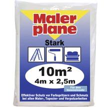 Malerplane 4 x 2,5 m
