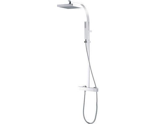 Duschsäule inkl. Thermostat AVITAL Melda chrom