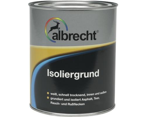 Albrecht Isoliergrund weiß matt 2,5 l