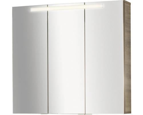 Spiegelschrank FACKELMANN Piuro 80x73 cm IP 20