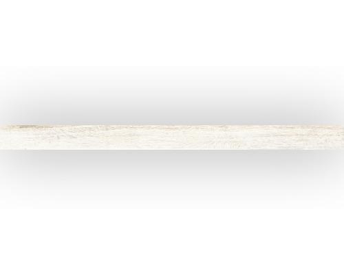 Sockel Legno Weiß 7,5x90 cm