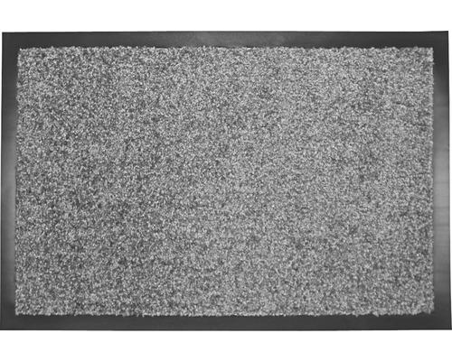 Schmutzfangmatte Clean Twist grau 40x60 cm