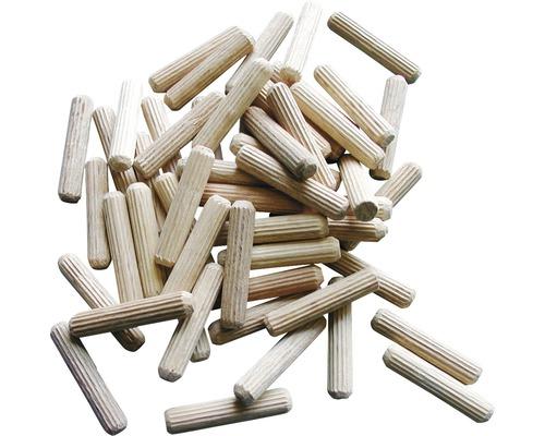 Holzdübel 8 mm, 40 Stück
