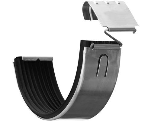 Rinnenverbinder Zink für Rinne NW 105mm Größe 250