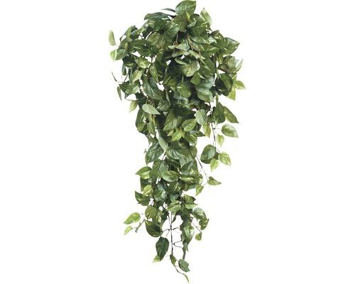 Kunstpflanze Efeutute Scindapsus H 15 cm grün