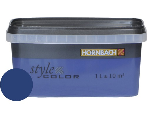 Wandfarbe StyleColor navy 1 l