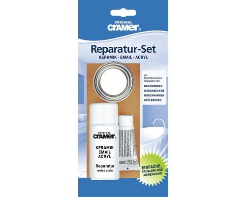 Reparatur-Set Cramer für Küche und Bad weiß
