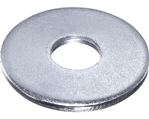 Unterlegscheibe DIN 440 22 mm galv.verzinkt 25 Stück