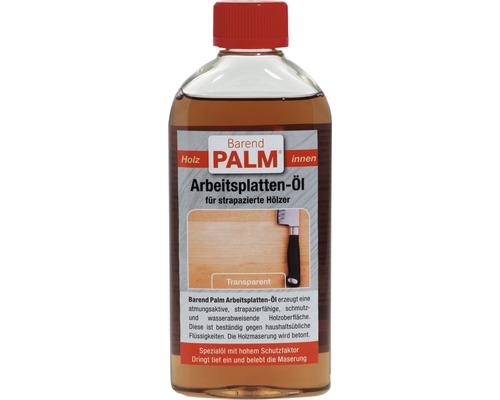Arbeitsplattenöl Barend Palm transparent 250 ml