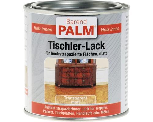 Tischlerlack Parkettlack Barend Palm matt 375 ml