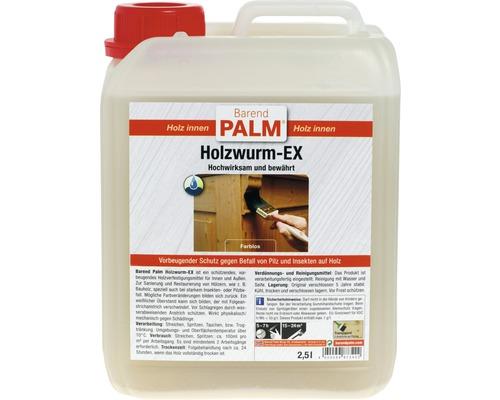 Holzwurm-Ex Barend Palm 2,5 l