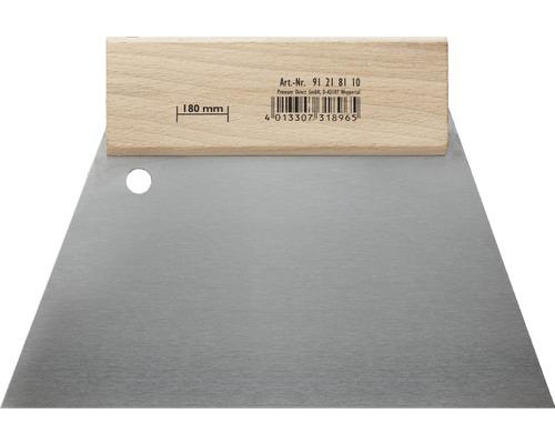 Trapezflächenspachtel 18 cm