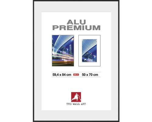 Bilderrahmen Alu Duo schwarz 59,4x84 cm (DIN A 1)