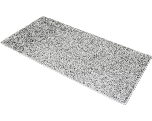 Teppich Shag Billy grau 80x150 cm