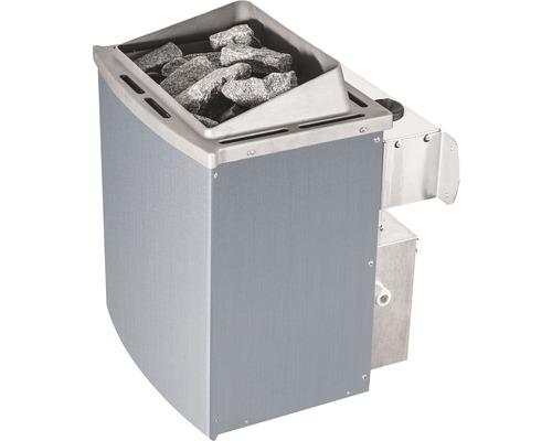 Saunaofen 9 kW mit intgr. Steuerung