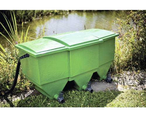 Teichaußenfilter Heissner Aqua Clear Pro bis 100000 L