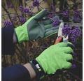 Gartenhandschuhe for_q Gardening, Gr. M, grün-grau
