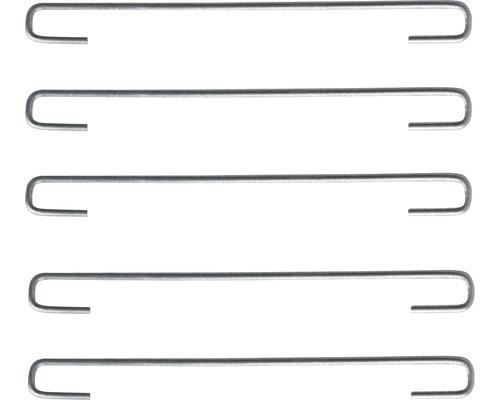 Hakenset Palo Fix für 25 cm Mauertiefe 5 Stück, verzinkt