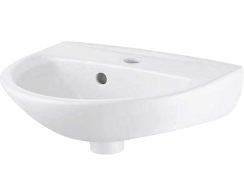 Handwaschbecken President 44,5 cm weiß