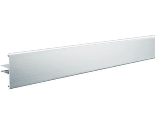 Paulmann Aluminium Profil Duo alu/eloxiert 2,0 m