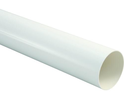 Marley Fallrohr Nennweite 75mm weiß Länge: 2,50m