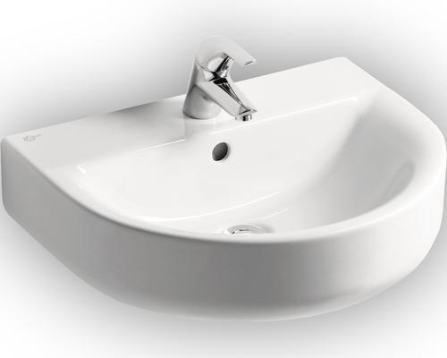 Ideal STANDARD Waschtisch Connect Arc 70 cm weiß mit Beschichtung E7740MA